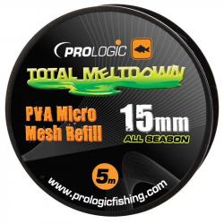 PVA tirpstanti juosta PL Micro Mesh Refill 24mm x 5m