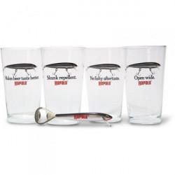 Stiklinės Rapala Pint Glass + atidarytuvas