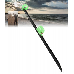 Stovas DAM Steelpower Adjusta Beach Rod Rest 75cm