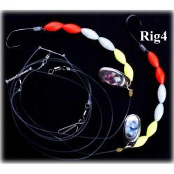 Jūrinė sistemėlė imax flounder rig4 trfic light sp-blades