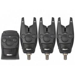 Signalizatoriai PL BAT+ Bite Alarm Set 3+1
