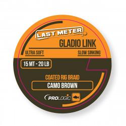 Valas PL Gladio Link 15m 20lbs Coated Camo