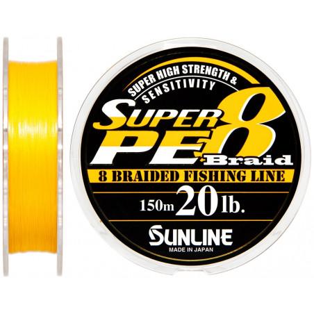 Sunline Super Pe 8 150m