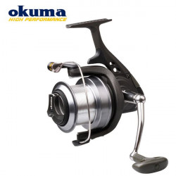 Ritė Okuma Distance Carp Pro 80FD 9+1BB INTG