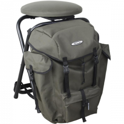Kėdė kuprinė R.T. Heavy Duty Backpack Chair 360'C