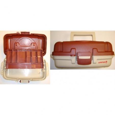 Žvejybinė dėžė Luxfish 1 stalčiaus