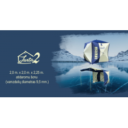 Žieminė palapinė - kubas Luxfish Jurta 1
