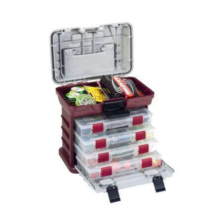 Dėžė su stalčiukais Plano