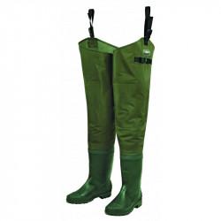 Pailginti žvejo batai DAM Hydroforce Nylon Taslan Hip Waders
