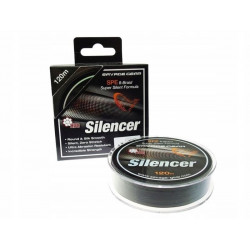 Pintas valas SG HD8 Silencer Braid 120m žalias