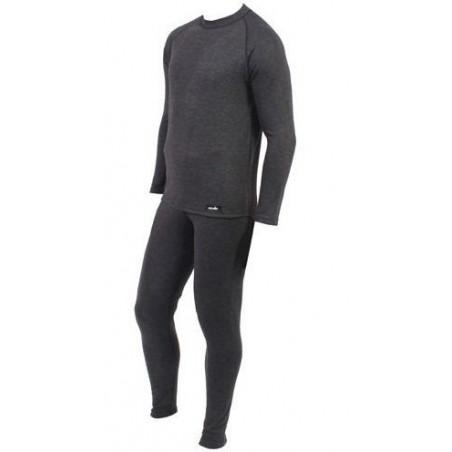 Šilti apatiniai Norfin Cotton Line Dark Grey