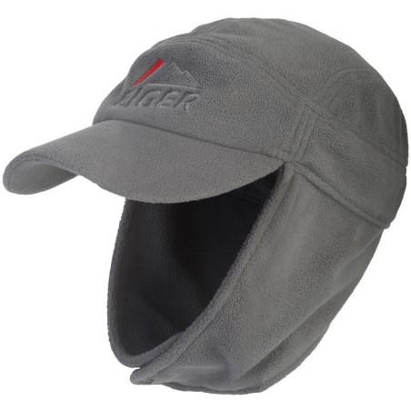 Kepurė Eiger Fleece Ear Cap Grey